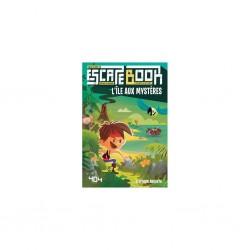Escape book jr - ile aux mysteres