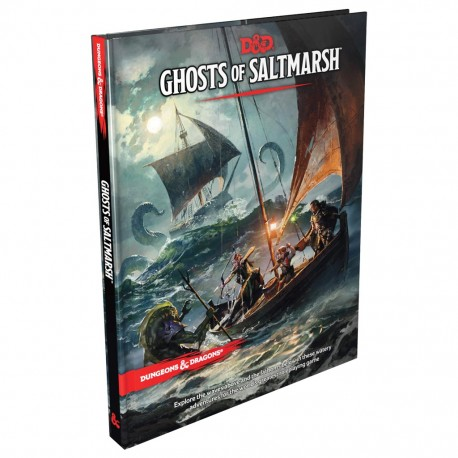D&D next - ghosts of saltmarsh