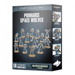 Primaris space wolves - start collecting