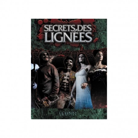 Vampire V20 - secrets des lignees