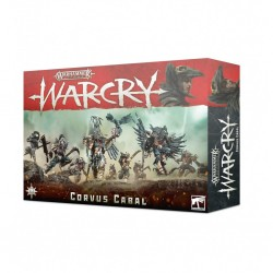 Warcry - corvus cabal