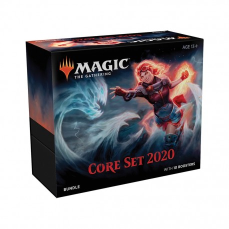 MTG core set 2020 bundle FR