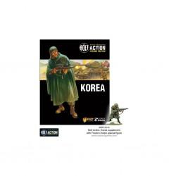 Bolt action - korea supplement