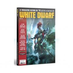 White dwarf aout 2019