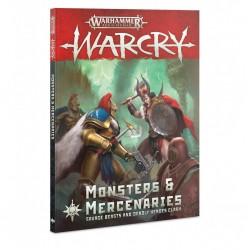 Warcry - monstres & mercenaires