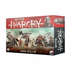 Warcry - iron golem