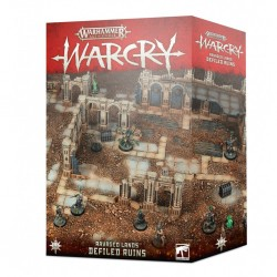 Warcry - defiled ruins