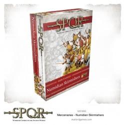 SPQR - mercenaries numidian skirmishers