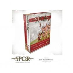 SPQR - gaul skyclad warriors