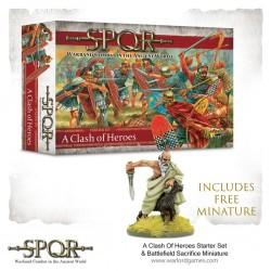 SPQR - a clash of heroes starter set