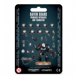 Raven guard - primaris upgrades and transferts