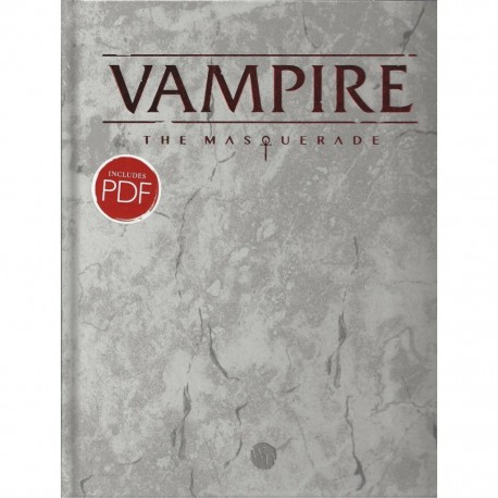 Vampire V5 - livre de base collector