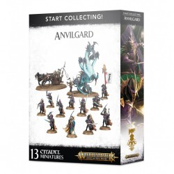 Anvilgard - start collecting