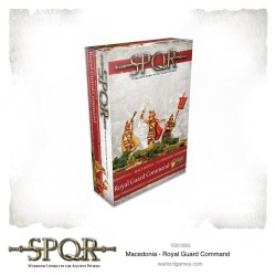 SPQR - macedonia royal guard command