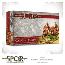 SPQR - macedonia cataphract cavalry