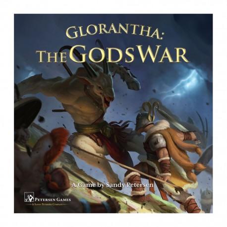 Glorantha - La guerre des dieux - Boite de base FR
