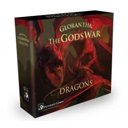 Glorantha - La guerre des dieux - Dragons VF