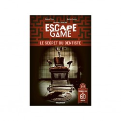 Escape game - le secret du dentiste