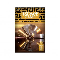 Escape game - le dernier casse
