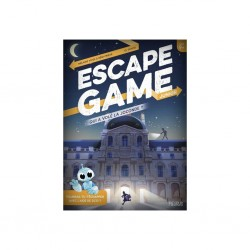 Escape kids - qui a vole la joconde ?