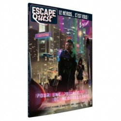 Escape quest - Pour une poignee de neodollards - Tome 5