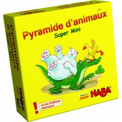 Pyramide d animaux - super mini