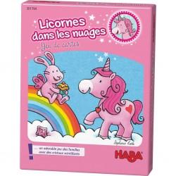 Licornes dans les nuages - le jeu de cartes