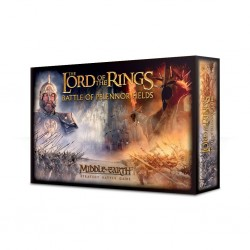 Lord of the ring - battle of pelennor fields