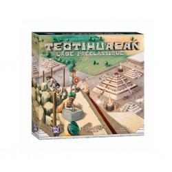 Teotihuacan - l age préclassique