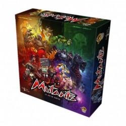 Mutants - le jeu de cartes