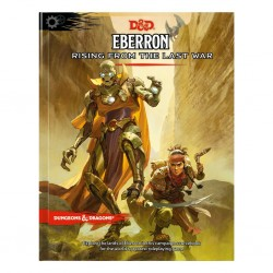 D&D 5 - Eberron rising from the last war