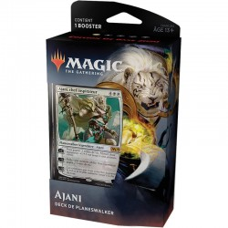 MTG - Ajani chef inspirateur - core set 2020