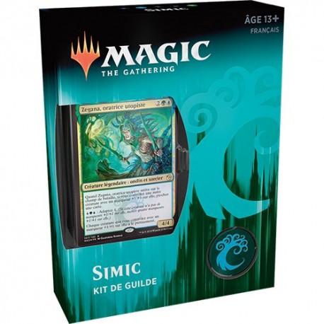 MTG - Simic kit - Allegeance de ravnica