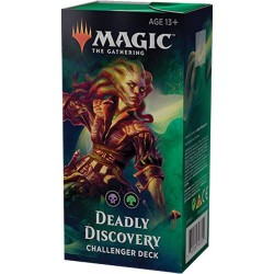 MTG - deadly discovery - Challenger deck 2019