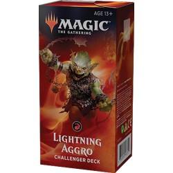 MTG - Challenger deck 2019 - lightning aggro