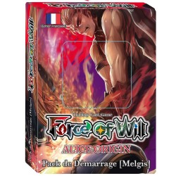FoW - Melgis deck alice origin