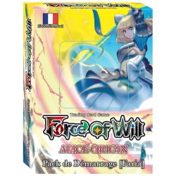 FoW - Faria deck alice origin