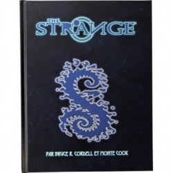 The strange - livre de base collector