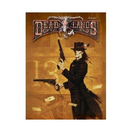 Deadlands reloaded - livre de base