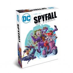 Spyfall - dc comics