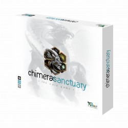 Chimera sanctuary - le jeu de cartes