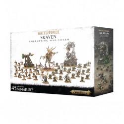 Skaven - corrupting war-swarm - battleforce