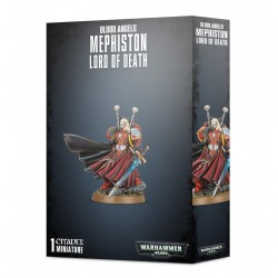 Blood angels - mephiston lord of death