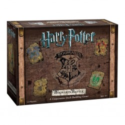 Harry Potter Hogwarths Battle