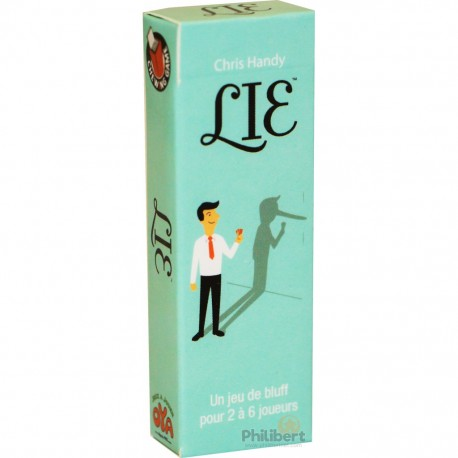 Chewing game - lie