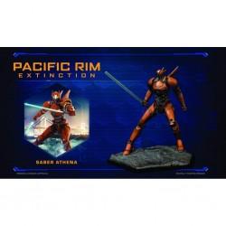 Pacific rim extinction - athena jaeger