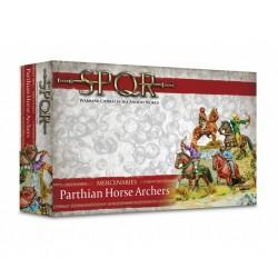 SPQR - mercenaries parthian horse archers