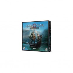 God of war le jeu de cartes