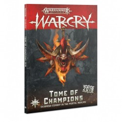 Warcry - tome des champions 2019