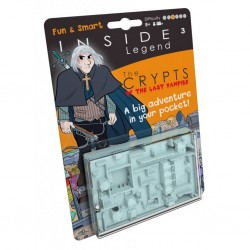 Inside legend orange - the crypts of the last vampire